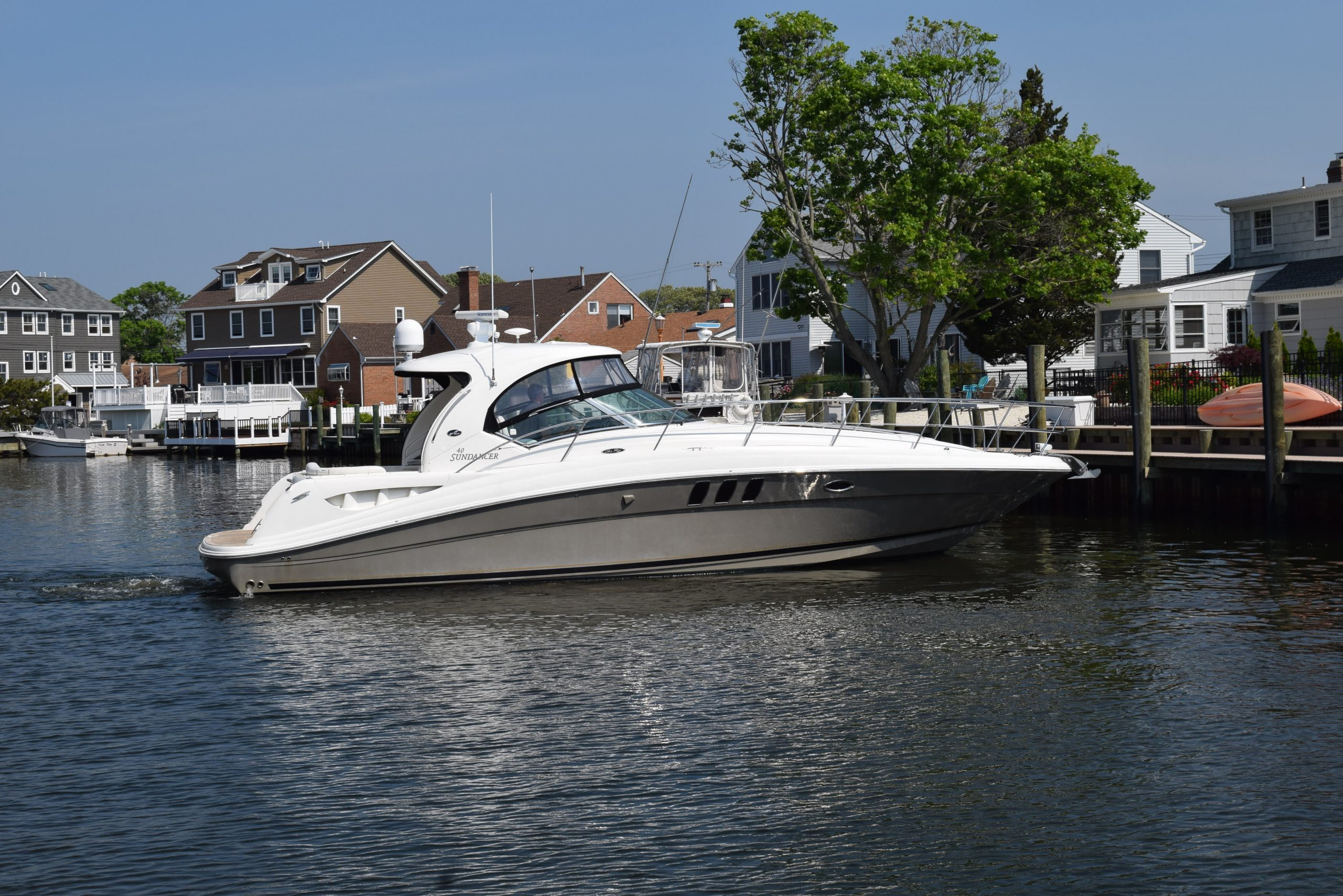 SPECIAL EDITION 2007 SEA RAY 40 SUNDANCER